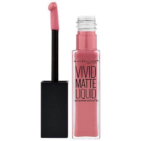 Maybelline Color Sensational Vivid Matte Liquid Lipstick - 0.26 oz.