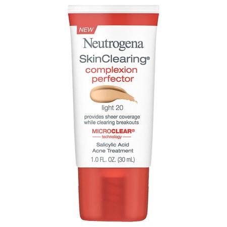 Neutrogena Skin Clearing Complexion Perfector - 1 oz.
