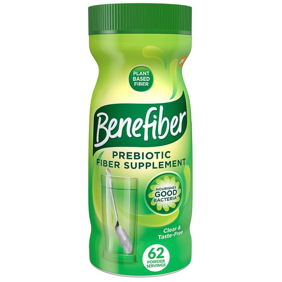 Benefiber Non Thickening Powder Sugar Free Unflavored 62