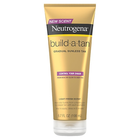 Neutrogena Sun Build A Tan Lotion - 6.7 oz.