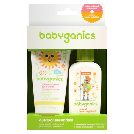 Babyganics Sunscreen & Bug Spray SPF 50 - 1 ea
