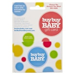 BUY BUY BABY Non-Denominational Gift Card