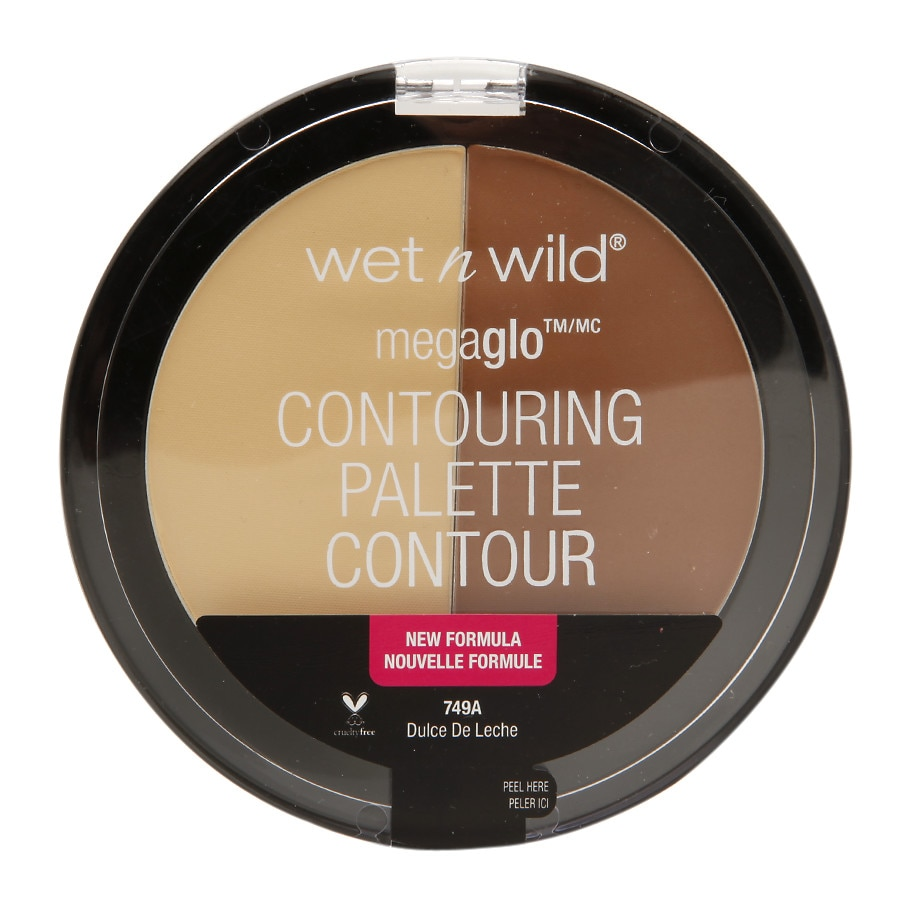 Wet n Wild MegaGlo Contouring Palette, Dulce de Leche | Walgreens