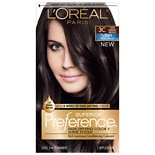 L'Oreal Paris Superior Preference Permanent Hair Color Cool Darkest Brown
