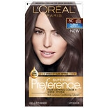 L'Oreal Paris Superior Preference Permanent Hair Color Cool Medium Brown