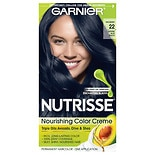 Garnier Nutrisse Nourishing Hair Color Creme Intense Blue Black