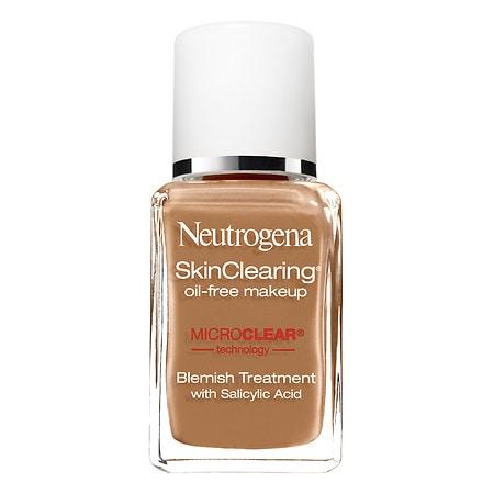 Neutrogena SkinClearing Oil-Free Liquid Makeup - 1 oz.