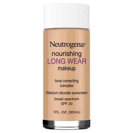 Neutrogena Nourishing Longwear Makeup, SPF 20 - 1 oz.