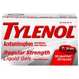 TYLENOL Regular Strength Liquid Gels
