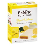 Extend Nutrition Bars Yogurt and Lemon