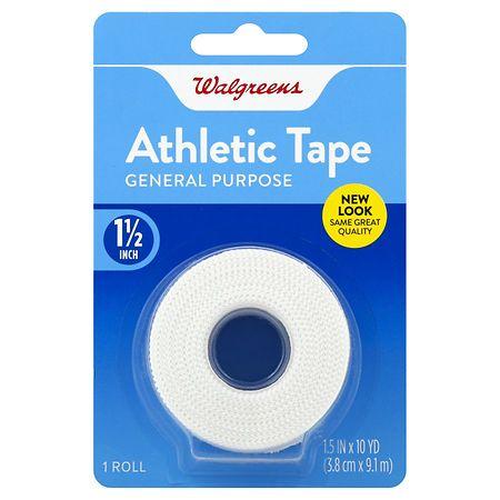 Walgreens Athletic Tape 1.5 Inch X 10 Yards - 1 ea