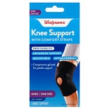 Walgreens Precision Fit Knee Support Adjustable One Size