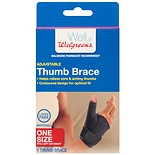 Walgreens Thumb Brace One Size