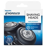 Philips Norelco Replacement Head SH50/ 52 (for Series 5000 Shavers) Silver