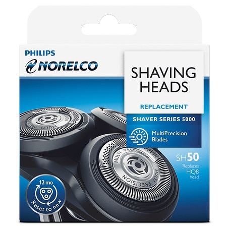 Philips Norelco Replacement Head SH50/52 (for Series 5000 Shavers) - 1 ea