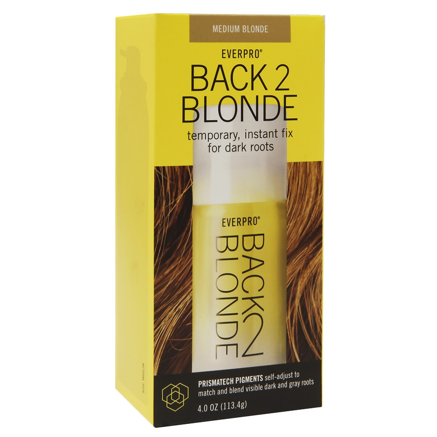 Everpro Back 2 Blondemedium Blonde Walgreens
