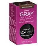 Everpro Gray Away Root Touch-Up Magnetic Powder Black/ Dark Brown