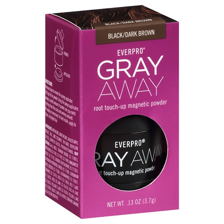 Image of Everpro Gray Away Root Touch-Up Magnetic Powder - 0.13 oz.