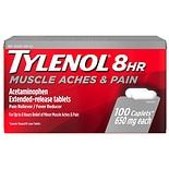 TYLENOL 8 Hour Muscle Aches & Pain Caplets
