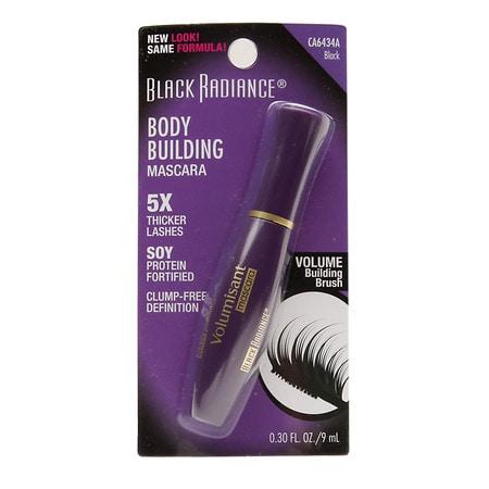 Black Radiance Body Building Mascara - 0.3 oz.