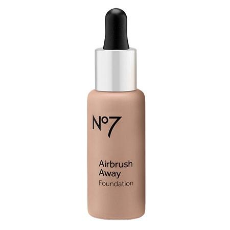 No7 Airbrush Away Foundation - 1 oz.