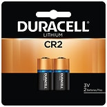 Duracell Ultra Photo Lithium Batteries CR2