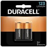 Duracell Ultra Lithium Camera Battery 123