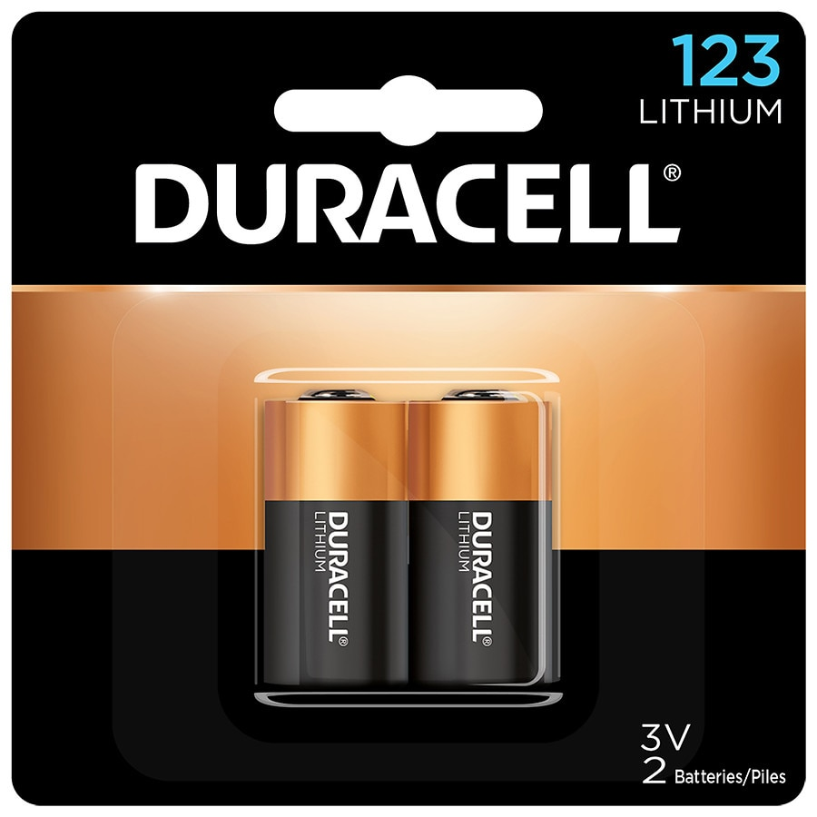 Duracell Ultra Lithium Camera Battery 123 Walgreens