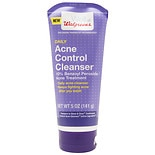 Walgreens Daily Acne Control Cleanser