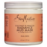 SheaMoisture Coconut Hibiscus Mud Mask