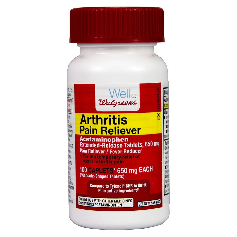 ... Arthritis Pain Relief. Product Large Image