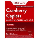Walgreens Cranberry Urinary Tract Health Caps