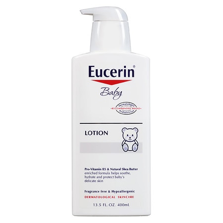 Eucerin Baby Soothing Body Lotion - 13.5 oz.