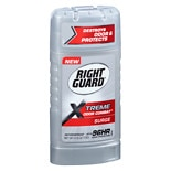 Right Guard Xtreme Odor Combat Antiperspirant & Deodorant Invisible Solid Surge