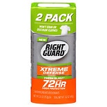Right Guard Xtreme Defense 5 Antiperspirant & Deodorant Invisible Solid Fresh Blast