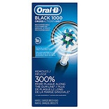 Oral-B PRO 1000 CrossAction Electric Toothbrush Powered by Braun