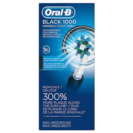 Oral B Toothbrush Cross 108