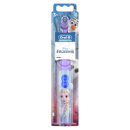 Oral-B Pro-Health JR. Battery Toothbrush featuring Disney's Frozen - 1 ea