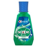 Crest Plus Scope Classic Mouthwash Original Formula Mint