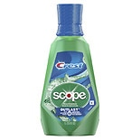 Crest Plus Scope Outlast Mouthwash Mint