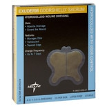 Medline Exuderm Odorshield Hydrocolloid 4x3.6