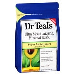 Dr. Teal's Moisture Therapy Mineral Soak