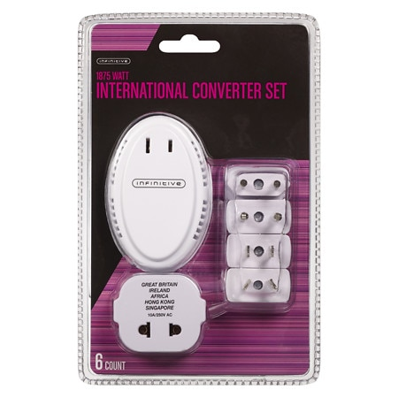 Infinitive On The Go Adapter/Converter 1875 - 1 ea