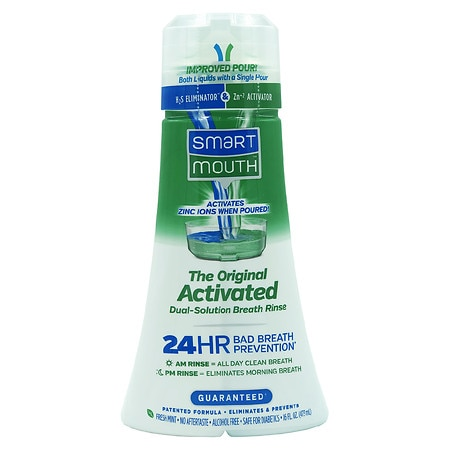 Smart Mouth Wash 42