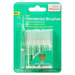 Walgreens Interdental Brushes Tight