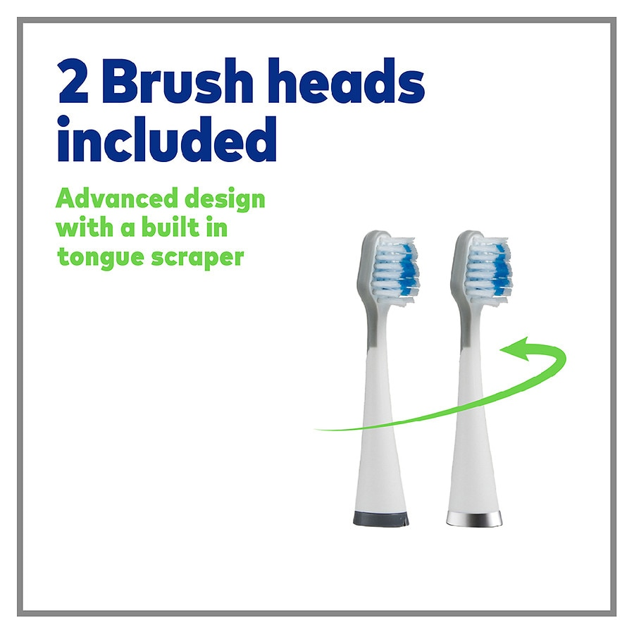 waterpik water flosser sonic toothbrush complete care 5 0 wp 861 white walgreens. Black Bedroom Furniture Sets. Home Design Ideas