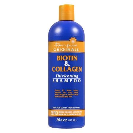 Renpure Biotin & Collagen Thickening Shampoo 16 Oz.