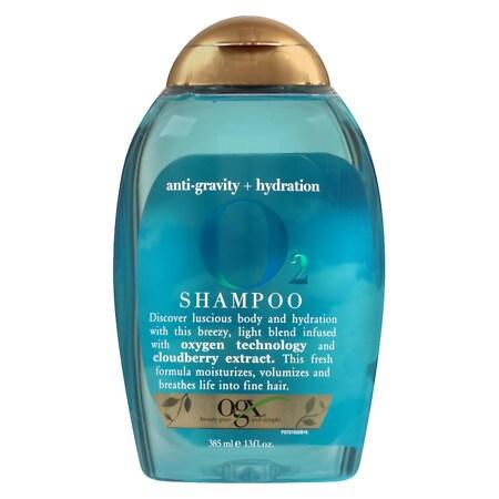 OGX Anti-Gravity + Hydration O2 Shampoo - 13 oz.