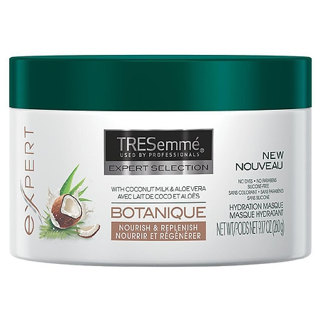 TRESemme Botanique Hair Mask, Nourish and Replenish - 9.17 oz.