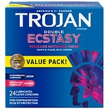 Trojan Double Ecstasy Condoms